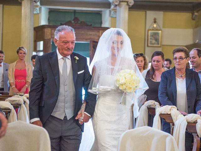 Il matrimonio di Andrea e Federica a Calvagese della Riviera, Brescia 43