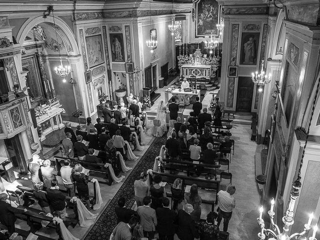 Il matrimonio di Andrea e Federica a Calvagese della Riviera, Brescia 45