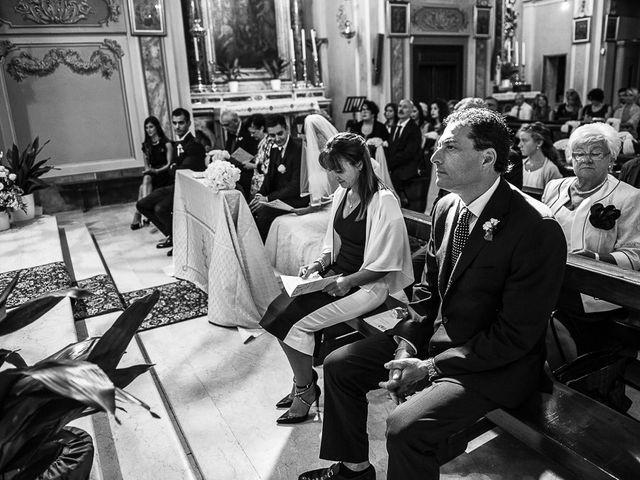 Il matrimonio di Andrea e Federica a Calvagese della Riviera, Brescia 48