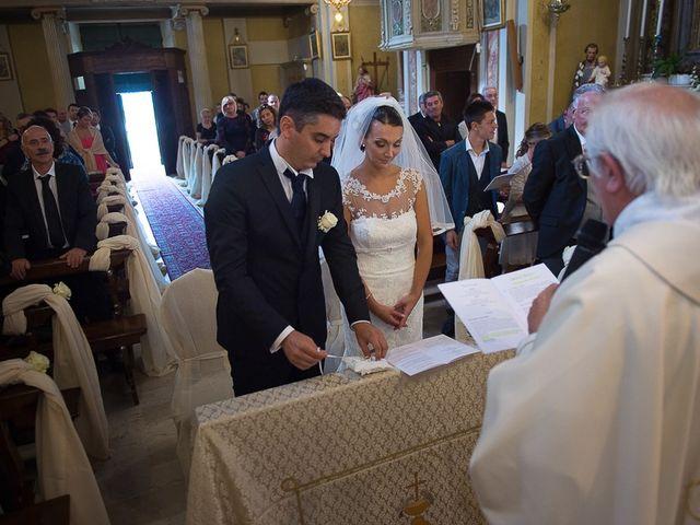 Il matrimonio di Andrea e Federica a Calvagese della Riviera, Brescia 49