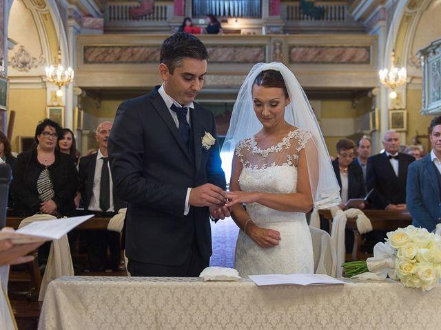 Il matrimonio di Andrea e Federica a Calvagese della Riviera, Brescia 50