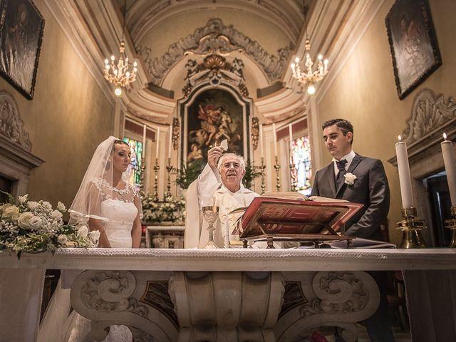 Il matrimonio di Andrea e Federica a Calvagese della Riviera, Brescia 53