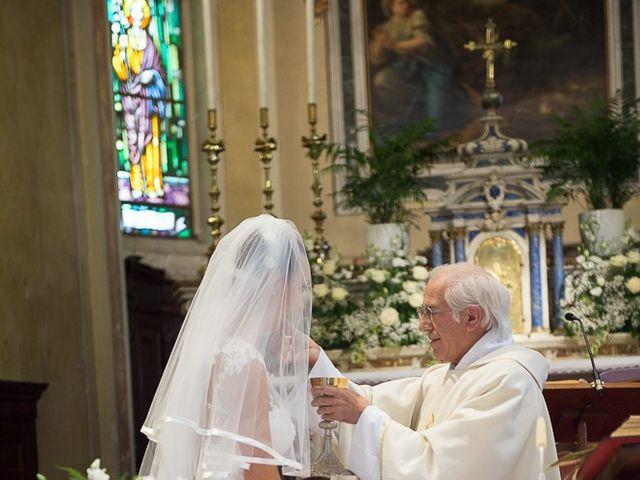 Il matrimonio di Andrea e Federica a Calvagese della Riviera, Brescia 54
