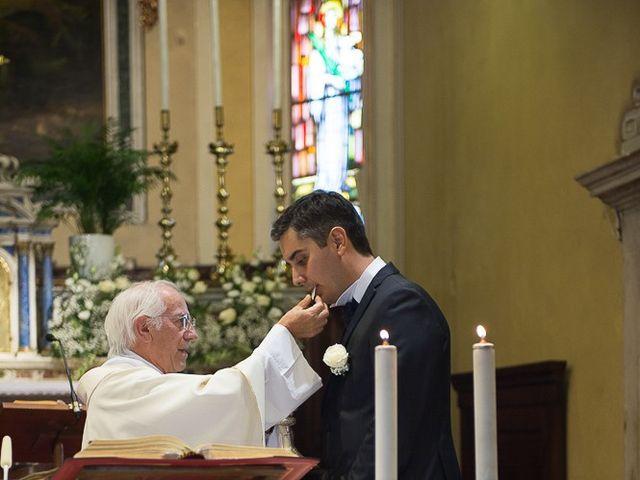 Il matrimonio di Andrea e Federica a Calvagese della Riviera, Brescia 55