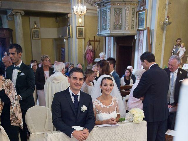 Il matrimonio di Andrea e Federica a Calvagese della Riviera, Brescia 57
