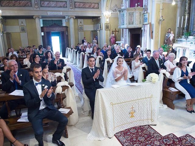 Il matrimonio di Andrea e Federica a Calvagese della Riviera, Brescia 59