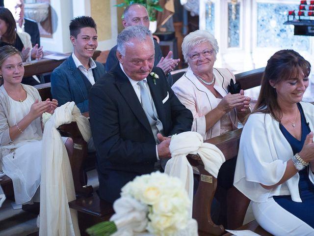 Il matrimonio di Andrea e Federica a Calvagese della Riviera, Brescia 60