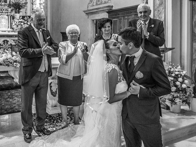 Il matrimonio di Andrea e Federica a Calvagese della Riviera, Brescia 68