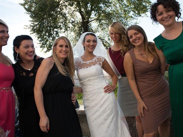 Il matrimonio di Andrea e Federica a Calvagese della Riviera, Brescia 78
