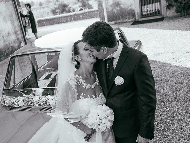 Il matrimonio di Andrea e Federica a Calvagese della Riviera, Brescia 81