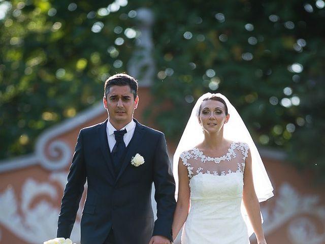 Il matrimonio di Andrea e Federica a Calvagese della Riviera, Brescia 91
