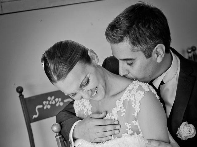 Il matrimonio di Andrea e Federica a Calvagese della Riviera, Brescia 1