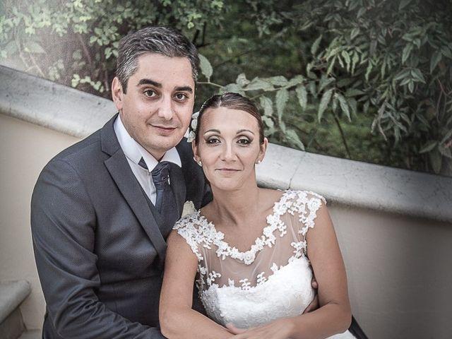 Il matrimonio di Andrea e Federica a Calvagese della Riviera, Brescia 99