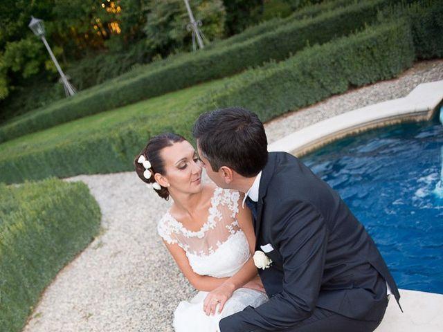 Il matrimonio di Andrea e Federica a Calvagese della Riviera, Brescia 103