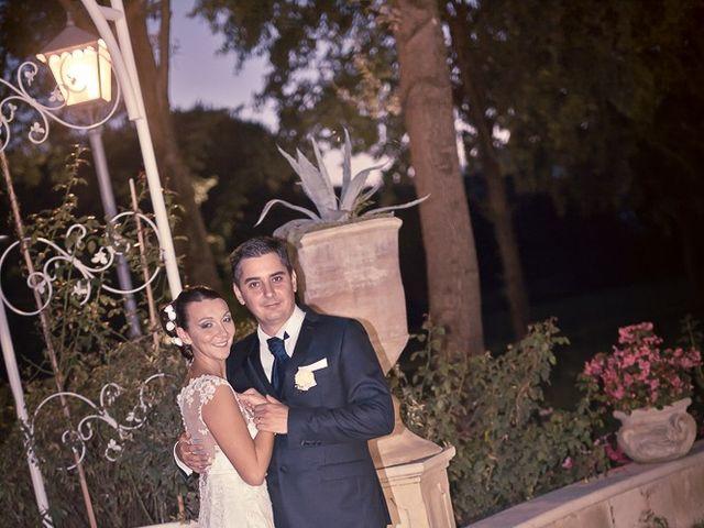 Il matrimonio di Andrea e Federica a Calvagese della Riviera, Brescia 107