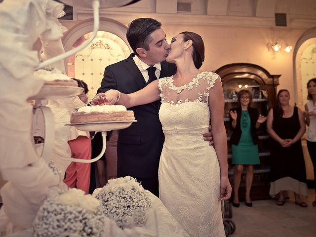 Il matrimonio di Andrea e Federica a Calvagese della Riviera, Brescia 112