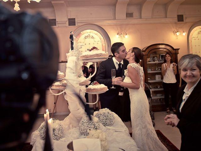 Il matrimonio di Andrea e Federica a Calvagese della Riviera, Brescia 113