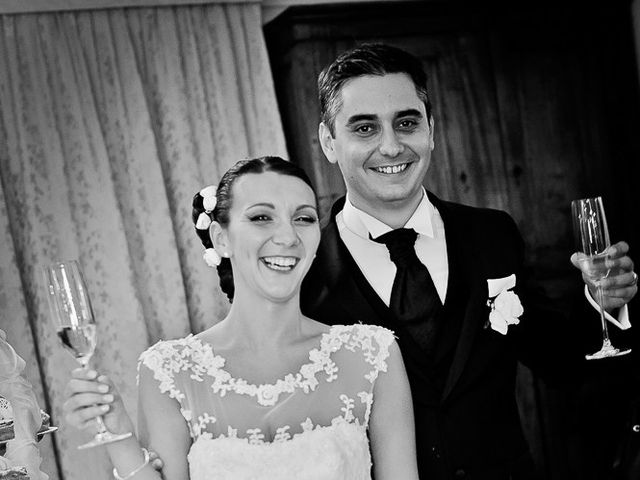 Il matrimonio di Andrea e Federica a Calvagese della Riviera, Brescia 114