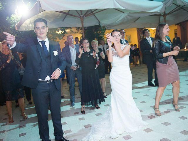 Il matrimonio di Andrea e Federica a Calvagese della Riviera, Brescia 117