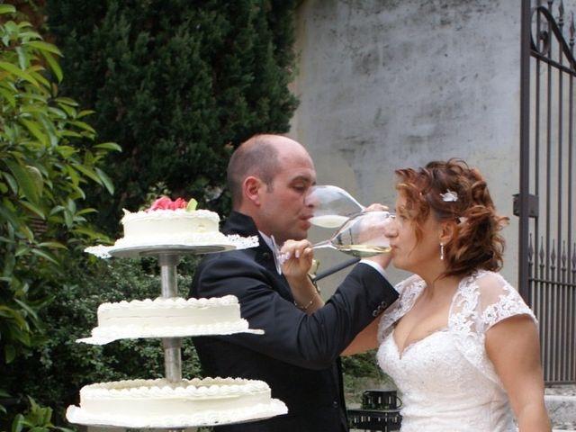 Il matrimonio di FABIO e ANTONELLA  a Verona, Verona 13