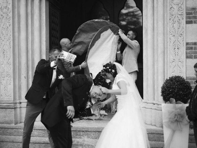 Il matrimonio di FABIO e ANTONELLA  a Verona, Verona 16