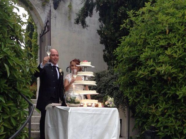 Il matrimonio di FABIO e ANTONELLA  a Verona, Verona 17