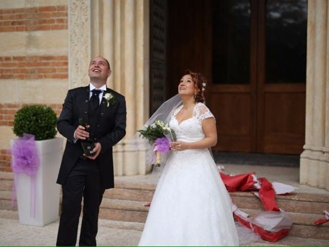 Il matrimonio di FABIO e ANTONELLA  a Verona, Verona 23