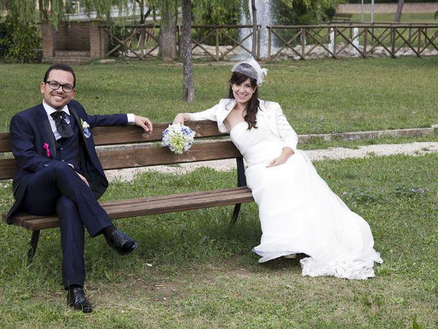 Il matrimonio di Massimiliano e Beatrice a Agugliano, Ancona 2