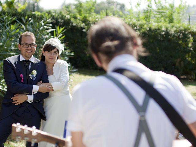 Il matrimonio di Massimiliano e Beatrice a Agugliano, Ancona 12