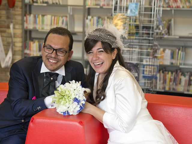 le nozze di Beatrice e Massimiliano