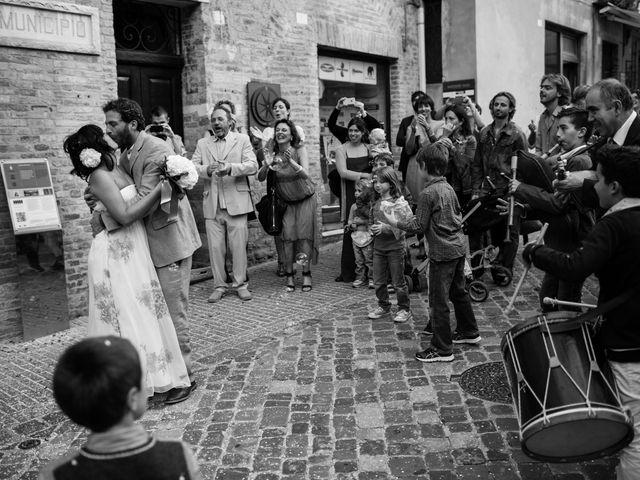 Il matrimonio di Andrea e Anna a Urbino, Pesaro - Urbino 20