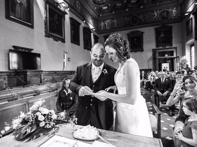Il matrimonio di maurizio e alessia a Prato, Prato 19