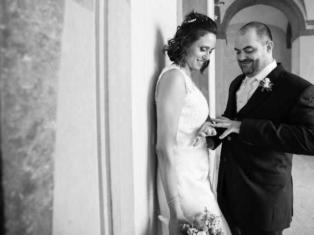 Il matrimonio di maurizio e alessia a Prato, Prato 28