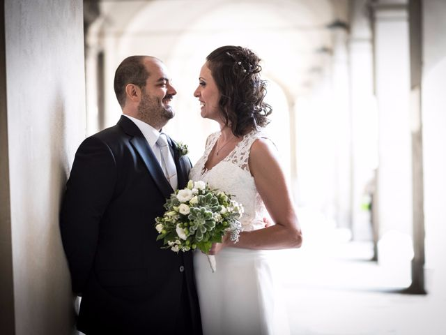 Il matrimonio di maurizio e alessia a Prato, Prato 29