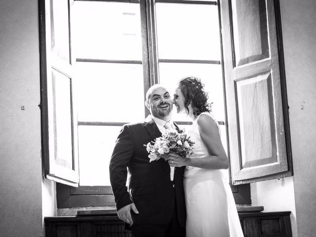 Il matrimonio di maurizio e alessia a Prato, Prato 36
