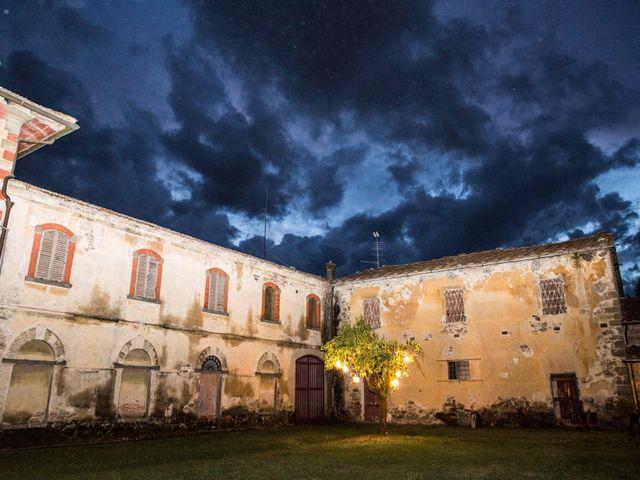 Il matrimonio di maurizio e alessia a Prato, Prato 42