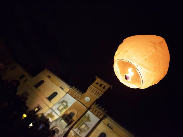 Il matrimonio di maurizio e alessia a Prato, Prato 55