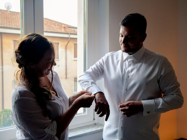 Il matrimonio di Massimo e Laura a Inverigo, Como 5
