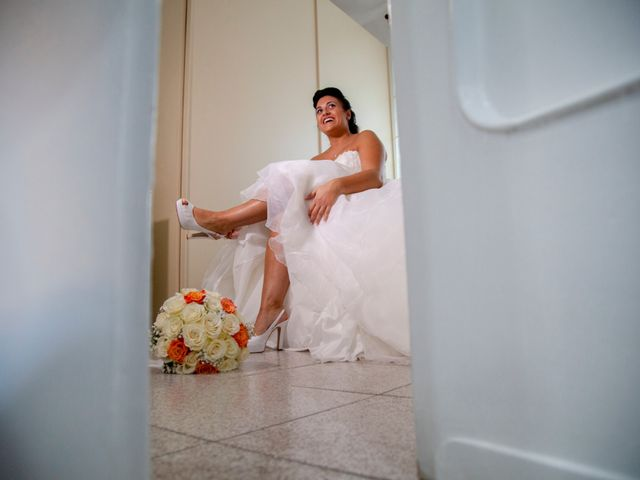 Il matrimonio di Massimo e Laura a Inverigo, Como 9