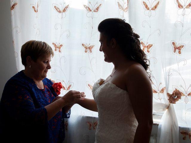 Il matrimonio di Massimo e Laura a Inverigo, Como 11