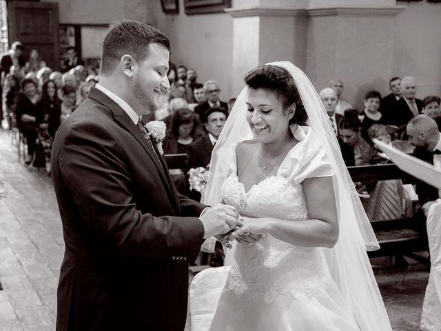 Il matrimonio di Massimo e Laura a Inverigo, Como 21