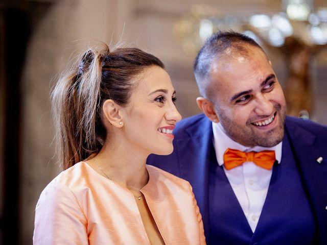 Il matrimonio di Massimo e Laura a Inverigo, Como 25