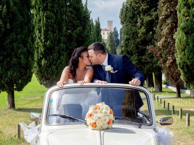 Il matrimonio di Massimo e Laura a Inverigo, Como 33