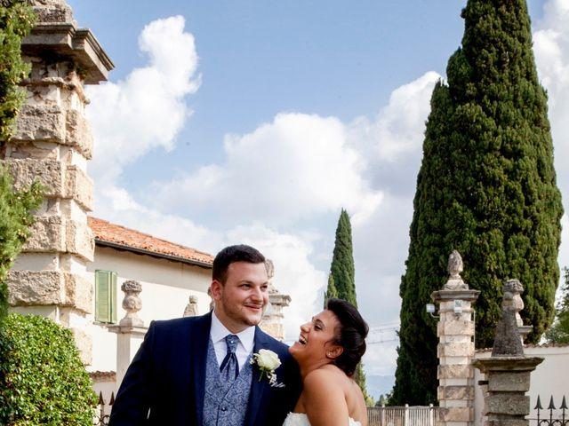 Il matrimonio di Massimo e Laura a Inverigo, Como 34