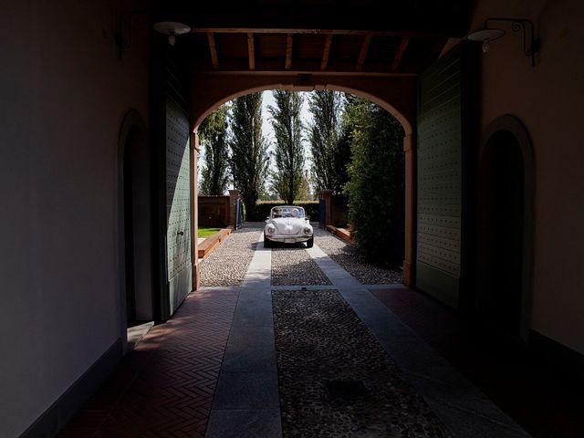 Il matrimonio di Massimo e Laura a Inverigo, Como 35