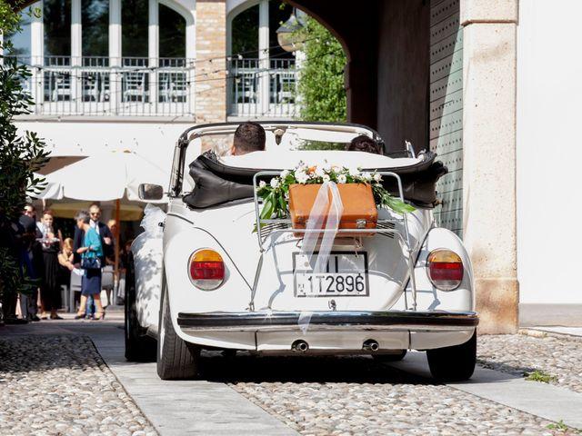 Il matrimonio di Massimo e Laura a Inverigo, Como 36