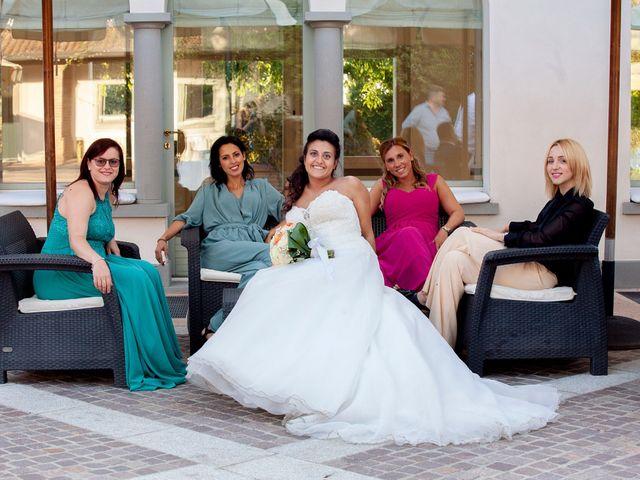 Il matrimonio di Massimo e Laura a Inverigo, Como 39