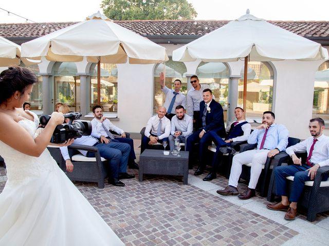 Il matrimonio di Massimo e Laura a Inverigo, Como 40