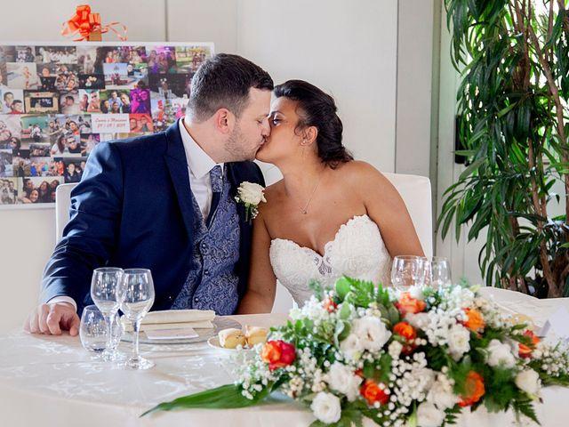 Il matrimonio di Massimo e Laura a Inverigo, Como 42
