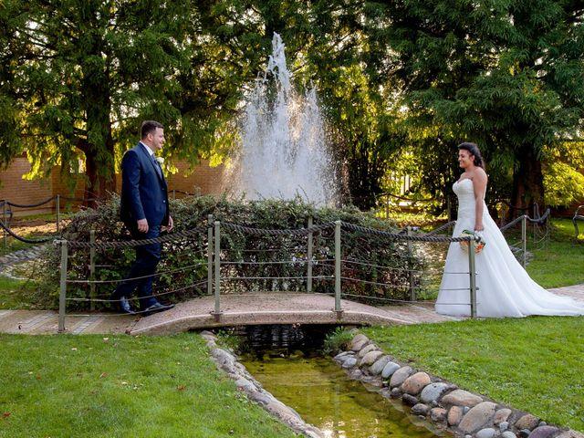 Il matrimonio di Massimo e Laura a Inverigo, Como 46